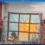 Sunflower Wall Hanging